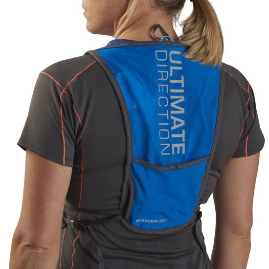 Kamizelka Marathon Vest  v2 Blue Ultimate Direction